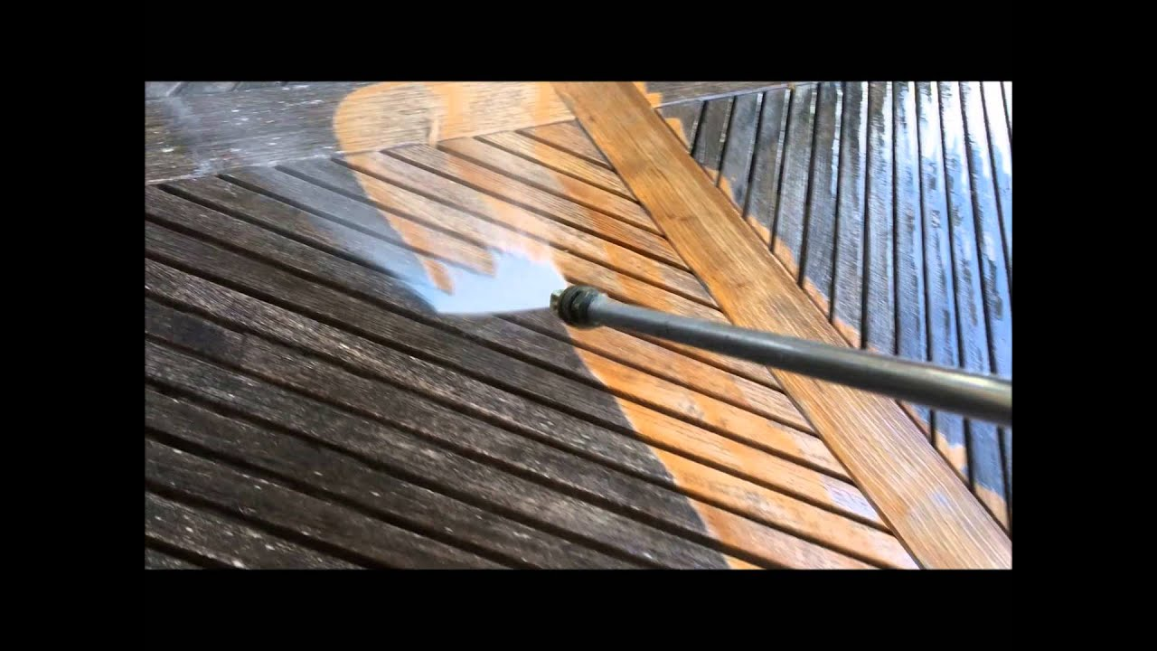 Beautiful Best Way On How To Clean Teak Outdoor Furniture   YouTube