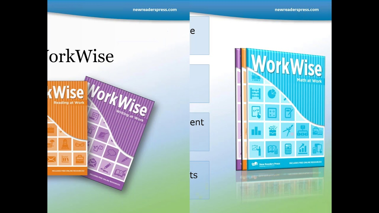 WorkWise | New Readers Press