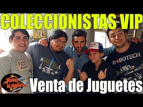 Juntada Coleccionistas VIP De Juguetes