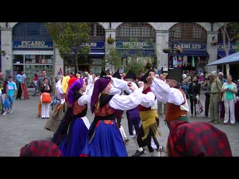 Gibraltar 2013 folklore dance. streaming vf
