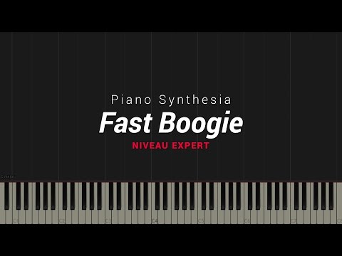 fast boogie  Synthesia