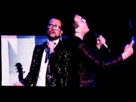 Ver Video de Aleks Syntek CRISTIAN CASTRO Y ALEKS SYNTEK - Auditorio Nacional - Tan Cerquita