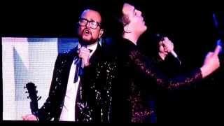 Cristian Castro Y Aleks Syntek - Auditorio Nacional - Tan Cerquita