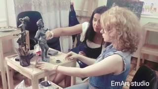 Арт студия изобразительного искусства Эми на Гахраманова