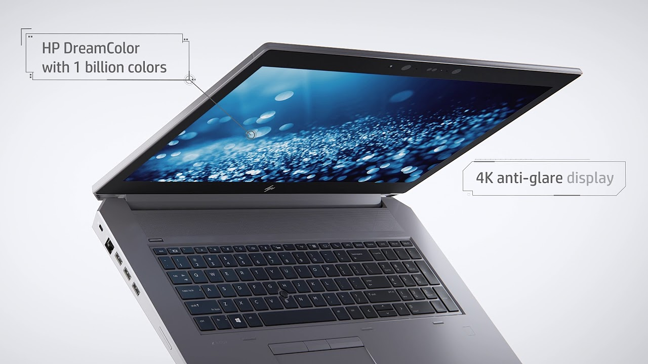 zbook 17 g5 mobile workstation quickspecs