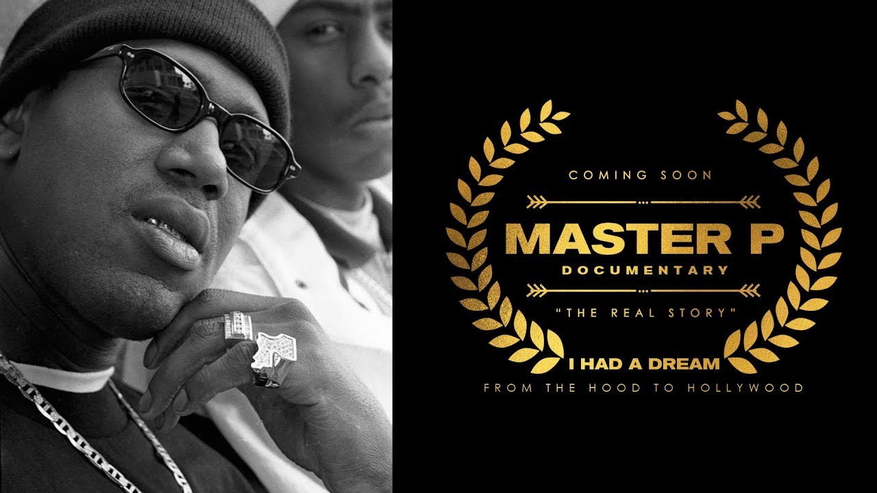 Master P The Story Of The No Limit Empire Video Film Trailer