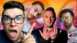 5 STARS DE LA CHANSON LES PLUS CRITIQUÉS ! (JUL, Pnl, Justin Bieber)