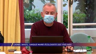 Yvelines | Lionel Wastl, unique maire écologiste des Yvelines