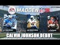KEY TO PLAYING DEFENSE IN MADDEN 18:: BEND DONT BREAK MINDSET WIN GAMES::CALVIN JOHNSON GAMEPLAY
