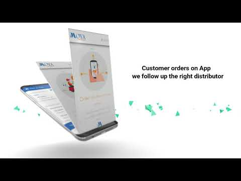 Moya - The Water Man Water Delivery App