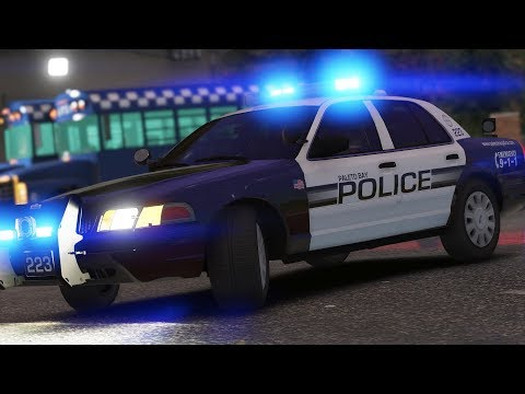 LSPDFR - Day 803 - Pulling Over an Inmate