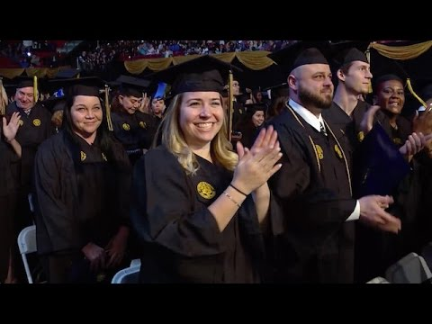 UMUC Commencement: Saturday Afternoon Ceremony - May 13, 2017