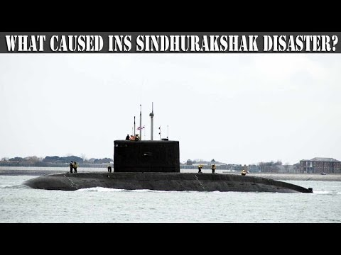 Real Cause behind INS Sindhurakshak Disaster- Cable Snag