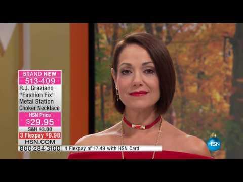 HSN | R.J. Graziano Fashion Jewelry Gifts 10.24.2016 - 02 AM