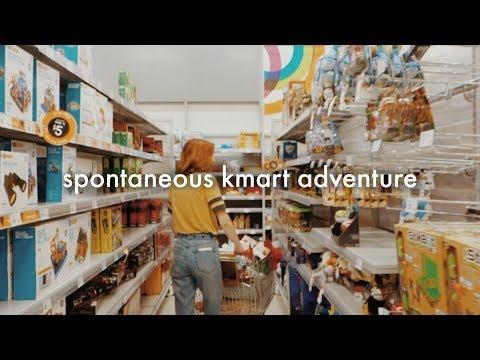 A Spontaneous Kmart Adventure | #The12DaysofFlickmas DAY 2