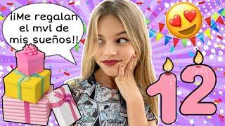 INDY CUMPLE 12 AÑOS Y ENSEÑA TODOS SUS REGALOS - ¡¡¡ Me regalan un MÓVIL INDESTRUCTIBLE !!!