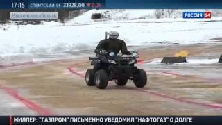 Путину показали боевого аватара в действии Армия России