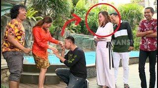 TERCYDUG! Vicky Lagi Merayu, IVA LOLA Datang | KELUARGA RECEH (28/09/19) Part 2