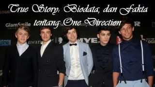 One Direction - True Story: Biodata dan Fakta Unik Tentang One Direction
