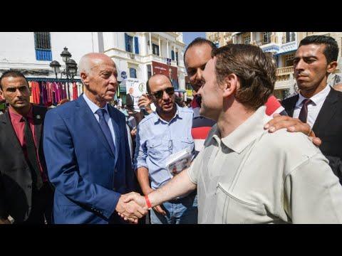 تعرف على المرشحين اللذين أعلنا مرورهما لجولة الانتخابات الرئاسية التونسية الثانية  - نشر قبل 3 ساعة