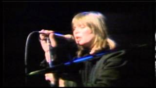 Nico - All Tomorrow Parties - (Live at the Library Theatre, Manchester, UK, 1983)