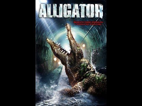 """""""Аллигатор"""" лучший фильм в конце 70-х (фантастика,ужасы) фильм 1980"""