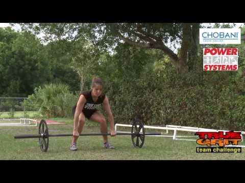 Obstacle Course Training TriFitness Challenge Coach Al Rosen's True-Grit Team & Individual