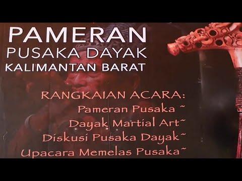 Benda Pusaka Dari Suku Dayak Kalimantan