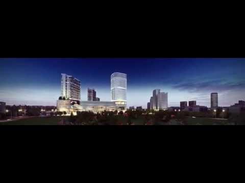 Raffles City Shenzhen Fly Through