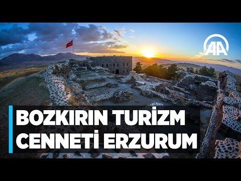 Bozkırın turizm cenneti Erzurum