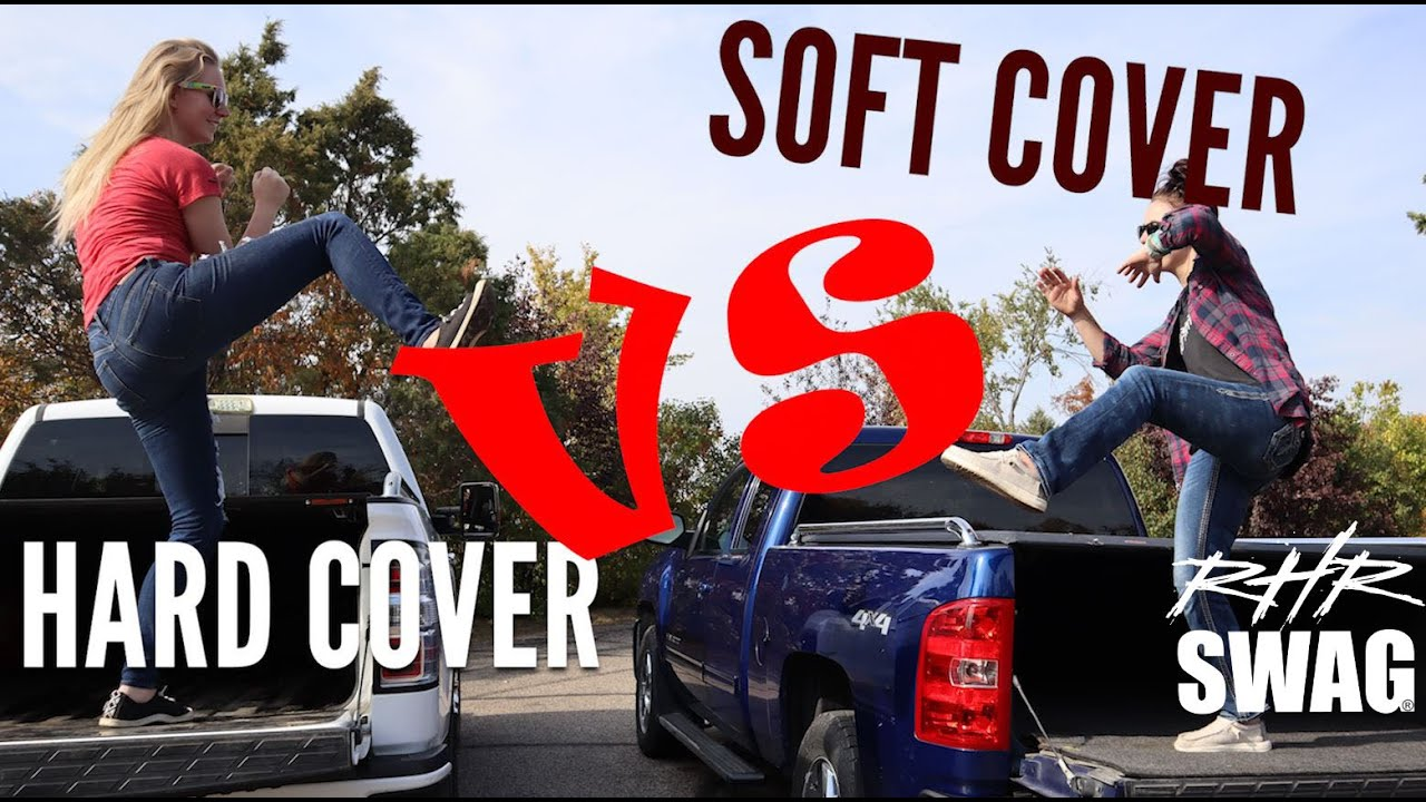 Battle Royale Hard Folding Vs Soft Rollup Tonneau Cover Which Is Better Youtube