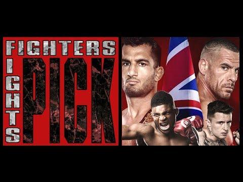 Fighters Pick Fighters - Gegard Mousasi vs. Rafael Lovato Jr. - Bellator London