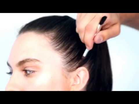 color wow root cover up to fill in your hair line youtube