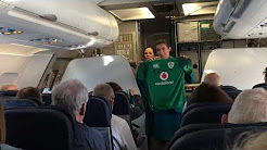 Earlier today, EI172 Dublin - London Heathrow