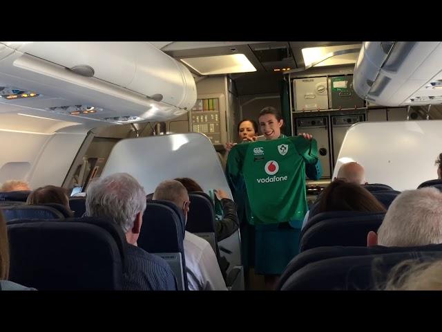 Earlier today, EI172 Dublin - London Heathrow