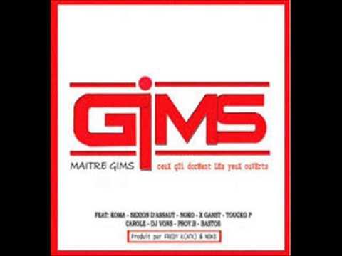 Maître Gims = Ceux Qui Dorment Les Yeux Ouverts [EP 2007]