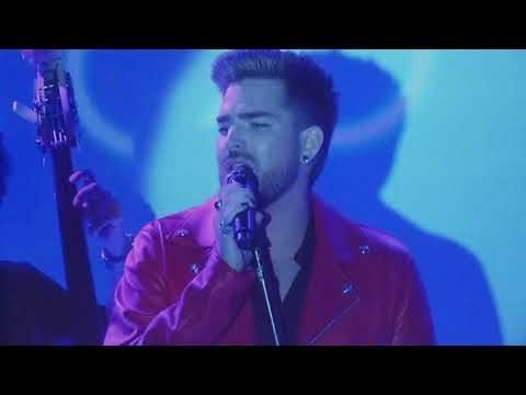 One More Try - Adam Lambert at Project Angel