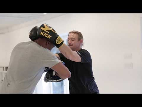 DJ Diplo Vs Anderson Silva - MMA Self Defense Class