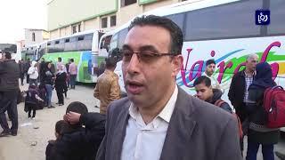 معبر رفح يستقبل الحالات الإنسانية تحت إدارة حكومة الوفاق - (18-11-2017)