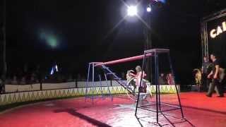 Fridtjof Nansen Schule vahrenheide Hannover Circus 2014 Part 3
