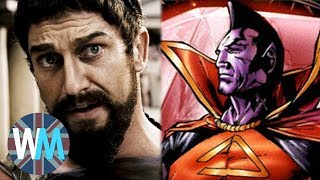 Top 10 British Actors Who Should Be In The MCU