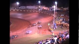 Rome Speedway Rome Ga highlight 7/27/14