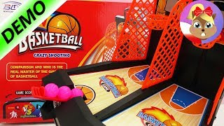 Koszykówka dla dwóch osób | mini gra zręcznościowa