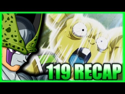 Perfect Cell Hilariously Recaps Episode 119