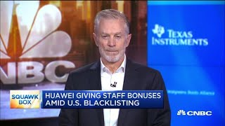 Watch CNBC's full interview with Huawei USA's chief security officer Andy Purdy