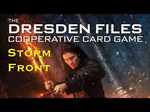 Dresden Files CCG: Storm Front: Episode 4