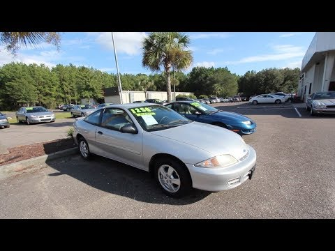 The 2001 Chevrolet Cavalier ( CASH $1250 ) 17 YEARS LATER REVIEW