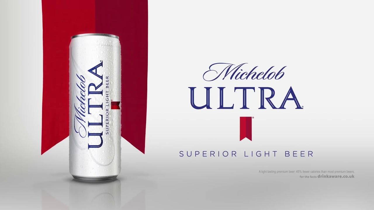 Michelob Ultra Superior Light Beer | Ocado