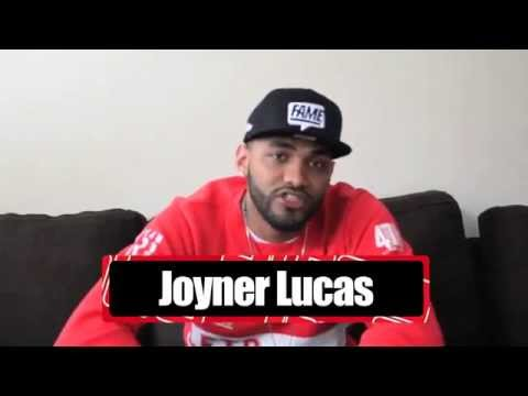 Joyner Lucas Talks Working With Trae The Truth, Audio Push, & Skyzoo (WHO?MAG TV)