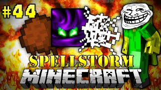 Das ULTIMATIVE TROLLPACK - Minecraft Spellstorm #044 [Deutsch/HD]